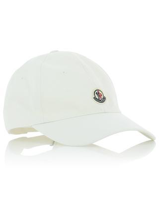 Logo embroidered baseball cap MONCLER