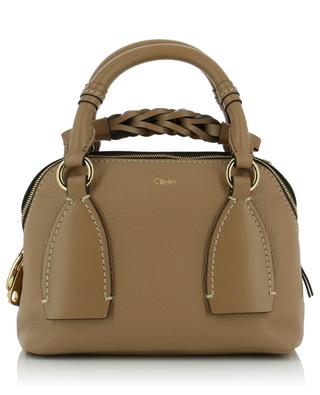 Handtasche aus genarbtem Leder Daria Small CHLOE