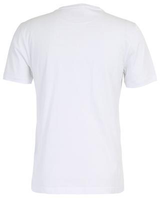 T-shirt en coton logo FENDI