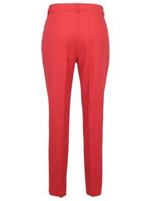 Gelato tapered trousers in cotton MAX MARA STUDIO