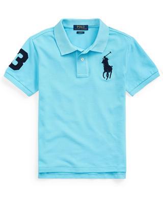 Polo slim en coton piqué brodé 3 et Big Pony POLO RALPH LAUREN