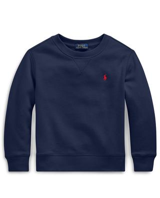 Sweat-shirt à col rond brodé logo Pony POLO RALPH LAUREN
