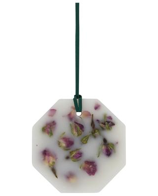 Rosa Damascena box of 2 scentet botanical palets CARRIERE FRERES