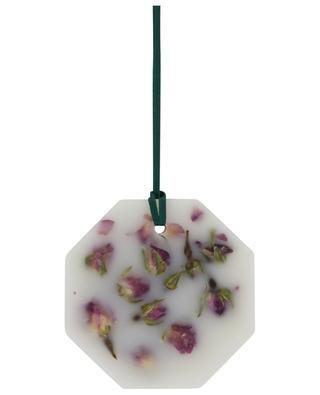 Set mit 2 botanischen Duftkieseln Rosa Damascena CARRIERE FRERES