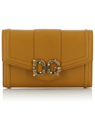 DG Amore calf leather wallet bag DOLCE & GABBANA