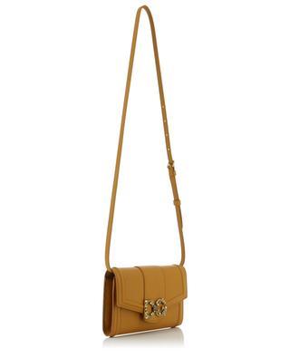 Brieftasche aus Kalbsleder mit Schultergurt DG Amore DOLCE & GABBANA