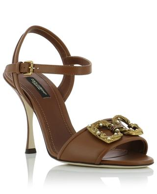 Deserto leather high heels DOLCE & GABBANA