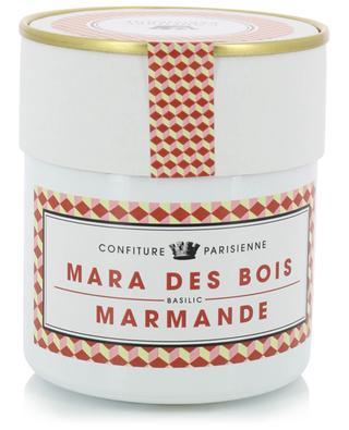 Confiture Mara des Bois Marmande Basilic CONFITURE PARISIENNE
