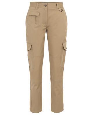 Pantalon cargo en coton mélangé DOLCE & GABBANA