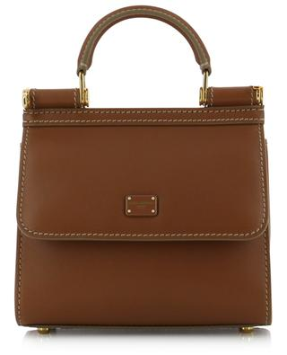 Handtasche aus Kalbsleder Sicily 58 Mini DOLCE & GABBANA