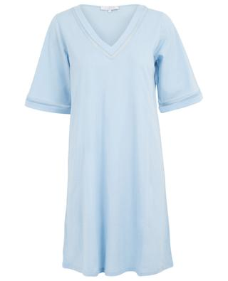 Hanaé cotton nightdress LAURENCE TAVERNIER