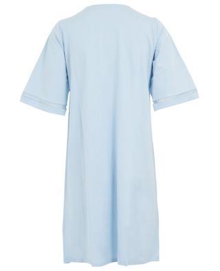 Nachthemd aus Baumwolle mit Hanaé LAURENCE TAVERNIER
