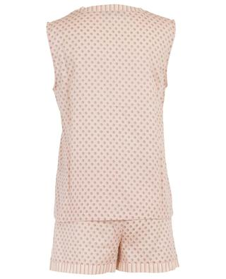 Noa short cotton pyjama set LAURENCE TAVERNIER