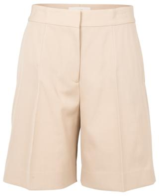 Shorts aus Wollmix-Twill VICTORIA BY VICTORIA BECKHAM