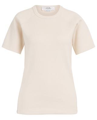Schweres Baumwoll-T-Shirt VICTORIA BY VICTORIA BECKHAM