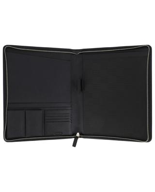Cahier de notes zippé en cuir Sartorial MONTBLANC
