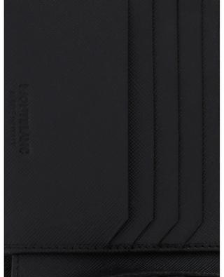 Sartorial saffiano leather print wallet MONTBLANC