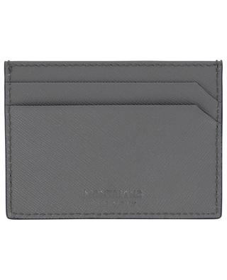Porte-cartes en cuir imprimé Saffiano Sartorial MONTBLANC