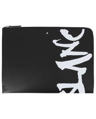 Portfolio mit Reissverschluss Sartorial Calligraphy MONTBLANC
