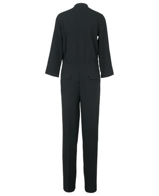 Crepe jumpsuit WINDSOR
