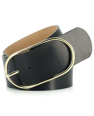 Leather waist belt WINDSOR