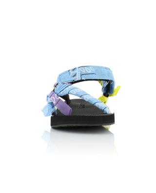 Sandales bandana à bandes Velcro Trekky Exclusive ARIZONA LOVE