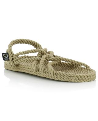 JC rope flat sandals NOMADIC STATE OF MIND