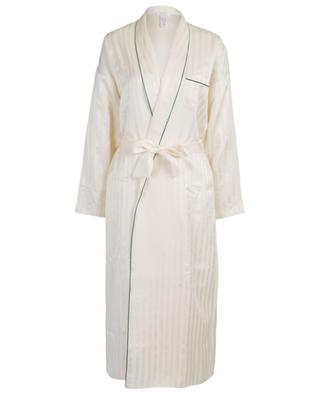 Airline striped bath robe ERES
