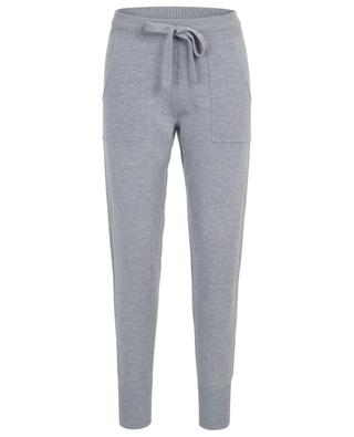 Astucieux wool and cashmere jogging trousers ERES