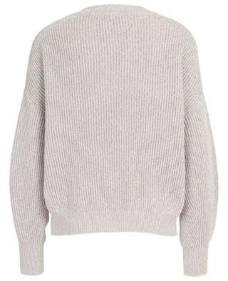 Elisir knit cotton jumper MAX MARA LEISURE