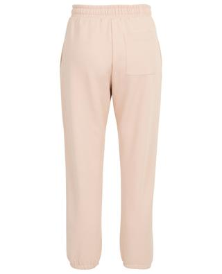 Lembi Cotton blend 7/8 joggers MAX MARA LEISURE