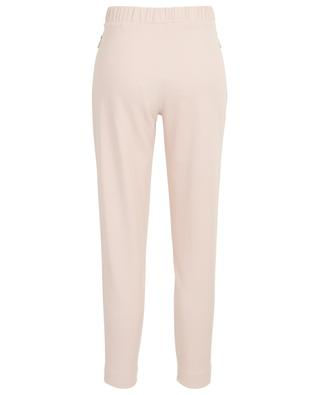 Tattico cotton blend 7/8 trousers MAX MARA LEISURE