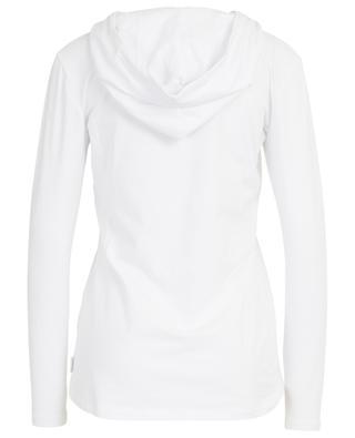 Sweat-shirt à capuche en coton mélangé Locri MAX MARA LEISURE