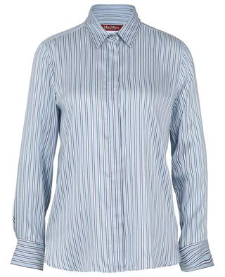 Carena fluid striped shirt MAXMARA STUDIO
