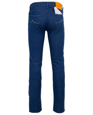 Indigo-gefärbte Slim-Jeans JACOB COHEN