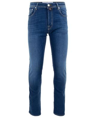 Indigo-dyed straight fit jeans JACOB COHEN