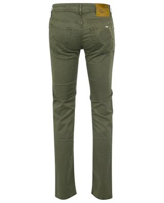 Slim-Fit-Jeans aus Baumwolle und Lyocell J688 JACOB COHEN