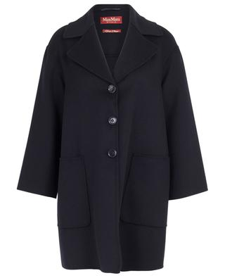 Sport light virgin wool, cashmere and silk coat MAXMARA STUDIO