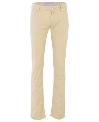 J622 slim fit lightweight cotton jeans JACOB COHEN