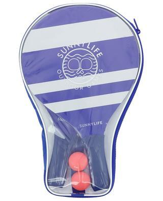 Set de 2 raquettes de plage avec balles Dolce Vita SUNNYLIFE