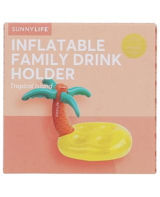Porte-gobelets gonflable Tropical SUNNYLIFE