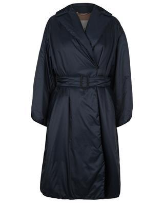 Greenco lightly padded nylon coat MAX MARA