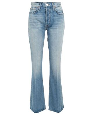 Ausgestellte Jeans High Break Flare Rigid RE/DONE