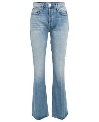 Ausgestellte Jeans High Break Flare Rigid RE/DONE