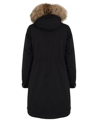 Cascade padded parka with fur WOOLRICH