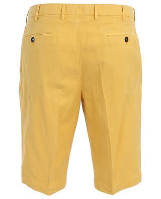 Lyocell and linen blend Bermuda shorts PT TORINO