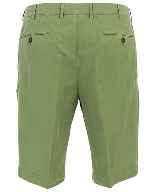 Lyocell and linen blend Bermuda shorts PT TORINO