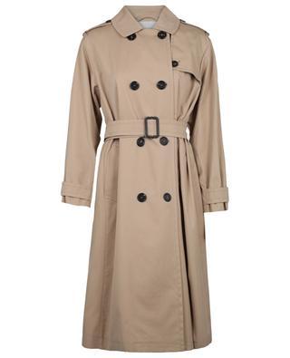 A-förmiger Trenchcoat aus Baumwolle Etrench MAX MARA