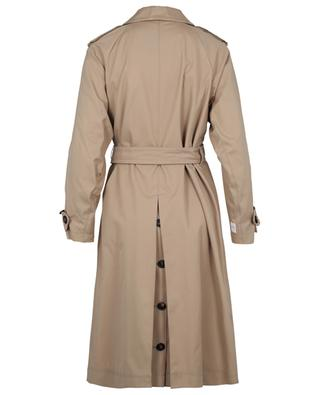 Etrench A-line cototn trench coat MAX MARA