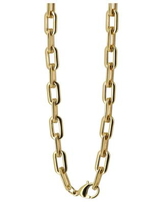 Maelys golden necklace in chunky links THEGOLDLOVESHOP